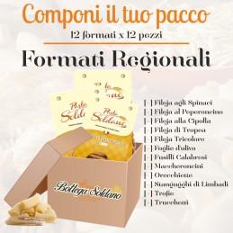 Regional formats box 12 pcs