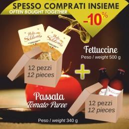 Pasta Fettuccine da 500g...