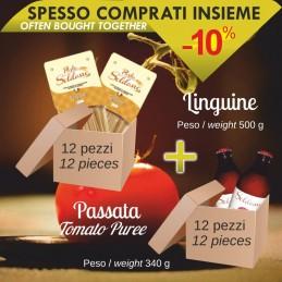 Pasta Linguine da 500g più...