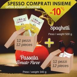 Pasta Spaghetti da 500g più...